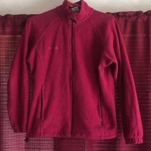 Columbia women's zip up fleece